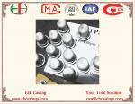 ZAlSi9Cu2Mg Gravty Aluminum Parts EB9087
