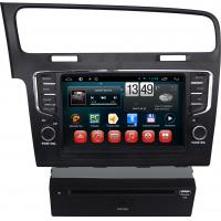 China  Bluetooth Vw Dvd Gps With Android Car Dvd Player For Volkswagen Golf7 With Gps Touchscreen on sale