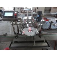 10ml Vial Plastic Bottling Equipment / Pharmaceutical Filling Machine