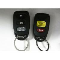 3 Plus Panic Button KIA Car Key Remote PLNHM-T011 For Unlock Car Door