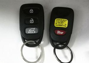 China 3 Plus Panic Button KIA Car Key Remote PLNHM-T011 For Unlock Car Door on sale