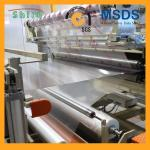 China Anti Aging Polycarbonate Hollow Sheet Hard Surface Protection Film 0.04mm 0.05mm wholesale