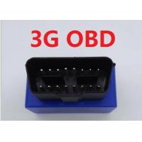 Vehicles / Car 3G GPS Tracker OBD With Rechargeable 3.7V 350mAh Li-ion Battery