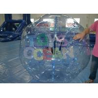 Crazy Inflatable Human Ball / Durable Inflatable Hamster Ball For Humans