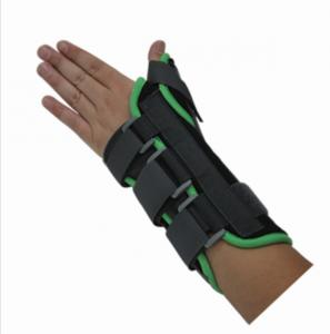 China Adjustable Wrist Support Carpal Tunnel Wrist Splint For Carpal Tunnel Syndrome on sale