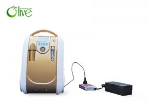 China Olive 90% Purity Medical Oxygen Concentrator 5 Lpm Continuous Flow Multifunctional on sale