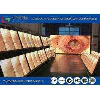 Vivid Color GS8 Stage Background Outdoor SMD Led Screen PH6 With 8000 cd/㎡