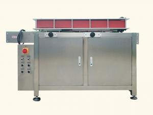China bottom edge sealing machine for plastic on sale
