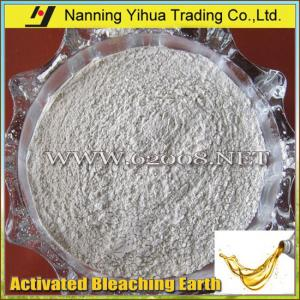 China Activated Bleaching Earth for Engine Oil Refining on sale