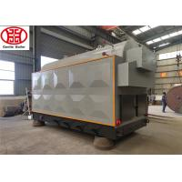 Small Wood Coal Rice Husk Biomass Fired steam boiler for paper making production line