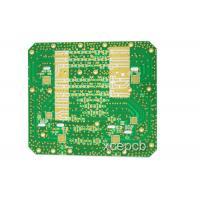 Radar Detector Module Rogers PCB Custom Multilayer Printed Circuit Board Manufacturing