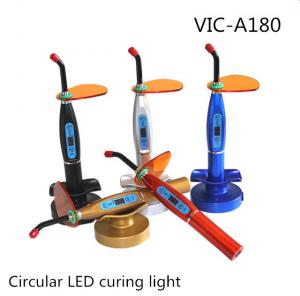 China VIC-A180 Electronic Dental curing light  from China  Dental equipment manufacturers 2016 Newest style light curing on sale