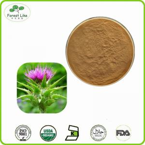 China Healthy&Valuable herb extract Silybum marianum extract on sale
