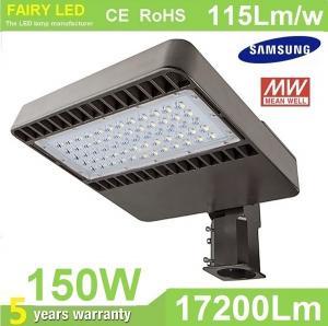 China LED Shoebox Light LED Parking Lot Light 20W-500W on sale