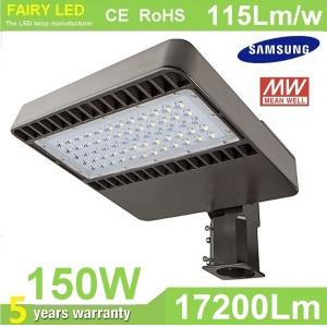 China LED Shoebox Light LED Parking Lot Light 20W-500W on sale