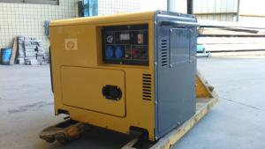 China Super silent  portable 5kw silent diesel generator  single phase   hot sell on sale
