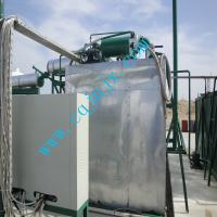China Multi-function Black Oil Filtration Equipment/ Motor oil recycling / Oil Refinery on sale