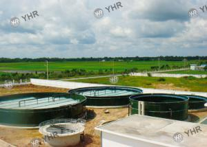 China Economic Industrial Water Tanks PH 3 To 11 Adapt To Low Temperature on sale