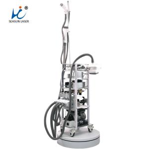 China 4 In 1 Fat Cavitation Machine , 940nm Rf Slimming Treatment Machine Long Lifespan on sale