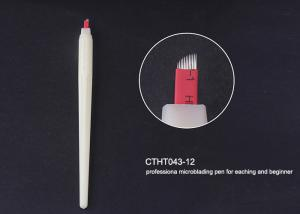 China Natural Eyebrows Microblading Pen Holder Permanent Makeup Pigment Manual Tattoo on sale