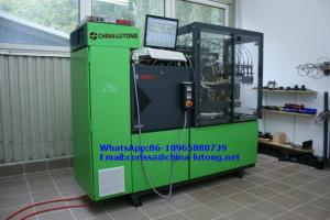 China Bosch EPS815 Diesel Fuel Injection Test Bench&common rail injector test bank on sale