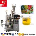 YB-180C automatic green tea bag with thread and tag packing machine 5g 10g