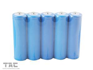 China Célula de batería de IFR14500/del AA 600mAh 3.2V LiFePO4 para la linterna ligera solar supplier