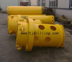 China Liebherr LB28 casing drive adapter D800 used for bored pile work on sale