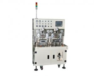 China Automated Duplex Workbench Bonding Machine For FPC / Circuit Board on sale