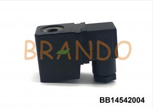 China Black Electronic Drain Valve Solenoid Coil 5043/5045 14 mm Inside Hole 42 High on sale