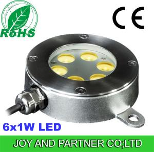 China High Quality 6W LED Underwater Pool Light (JP-94261) on sale