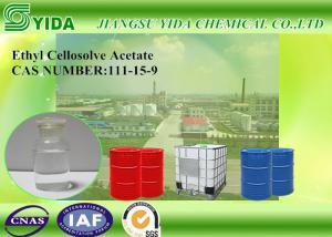 China Ethylene Glycol Monoethyl Ether Acetate Molecular Weight 132.16 G / Mol Oxitol Acetate on sale