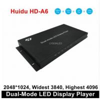 HD-A6 Asynch & Synch Large LED Video Display Player, Dual-Mode LED Video Controller 4 in 1 player(WIFI/4G )