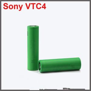 China Bateria recarregável 3.7v 2000mah do Li-íon 18650 vtc4 on sale