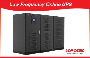China 6 Pulse 12 Pulse Low Frequency 3 - Phase Online UPS with Maintain Bypass Switch on sale