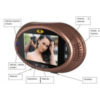 "WIFI Digital Wireless Video Doorphone , 3.5"" Inch Screen"