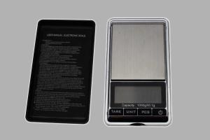 China LCD Display Mini Pocket Scale , Stainless Steel Digital Pocket Jewelry Scale SF718 on sale