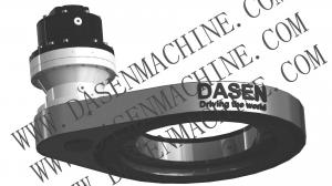 China spur gear slew drive on sale