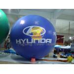 膨脹可能な商業ヘリウムは屋外広告のための完全なデジタル印刷と風船のようにふくらみます