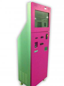 China Hotel Multifunction Kiosk For Check-in Check-out ,  Wireless Internet Kiosk on sale