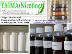 USP Grade 99.95% pure nicotine
