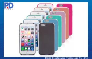 China TPU Mix Color Mobile Phone Protective Cases Durable Skin For Iphone 6 on sale