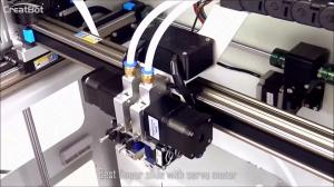 China Dual Extruders CreatBot D600 / Pro For Industrial Professional Mould on sale