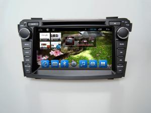 China In car HYUNDAI DVD Player Navigation System Car Audio Stereo Bleutooth Wifi for I40 on sale