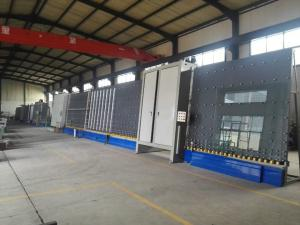 China Vertical Double Glazing Equipment,Automatic Insulating Glass Line,Insulating Glass Equipments on sale