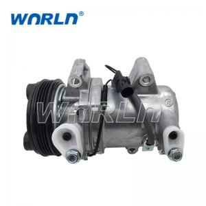 China 12Volt Conditioner Cooling Pumps Auto Car Compressor For Mitsubishi L200Mit Trition CR12 5PK on sale