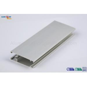 Quality Alloy 6063 T5 Aluminium Extruded Profile Windows Frame With 1.2 Milimeter Thickness for sale