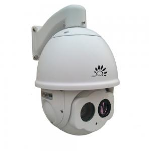 China 808nm NIR 2.1 Megapixel PTZ Infrared Camera Anti Lighting For City Surveillance on sale