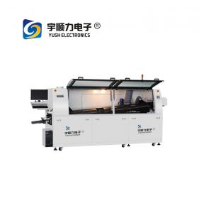 China SMT lead free wave soldering machine for pcb /dual wave soldering manufacturer WS350 For Dip production line on sale