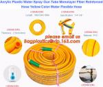 best sale high pressure flexible pvc spray hose pipe in agricultural spraying pump